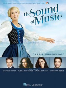 Carrie Underwood in The Sound of Music