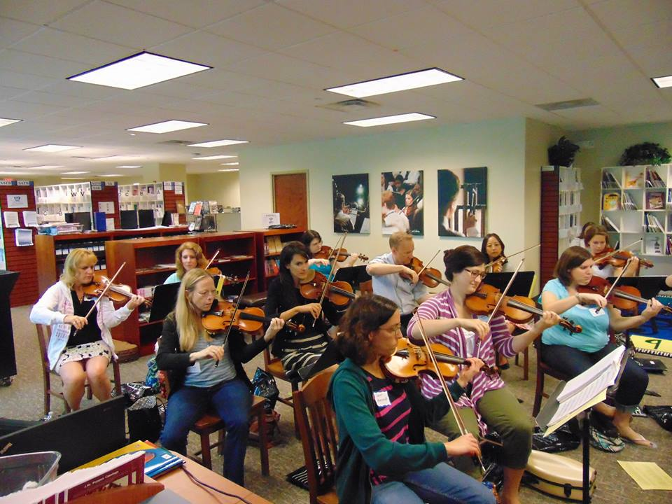 Summer Strings - Exton, PA