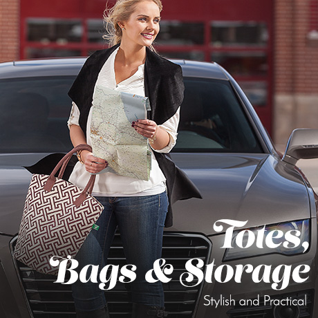 Totes, Bags & Storage