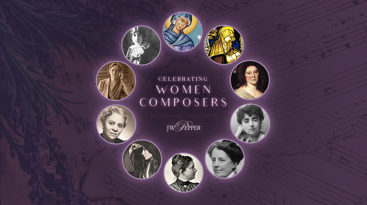 5A.  19 Groundbreaking Women Composers - Part 1