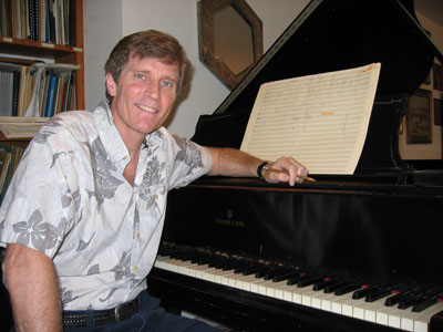 Band Composer Series: Frank Ticheli