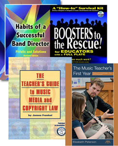 Support for First-Year Music Teachers