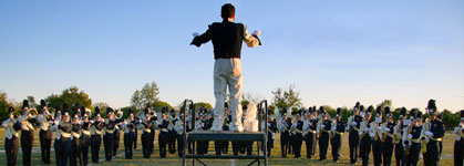 Band Camp: A Crash Course in Life Skills