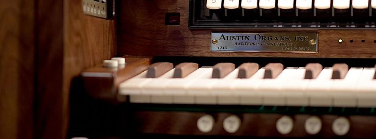 14,000 Pipes, 90 Years: A Tour of the Austin Organ