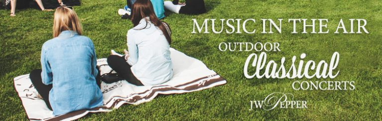 Music in the Air: Outdoor Classical Concerts