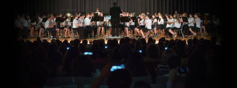 Teaching Concert Etiquette