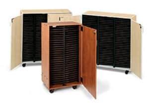 Mobile Folio Cabinets