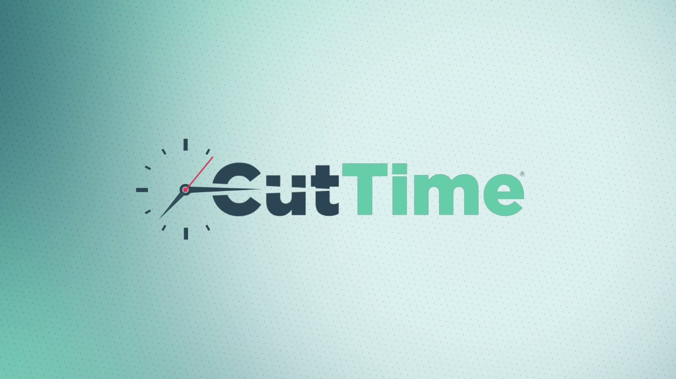 Cut Time logo