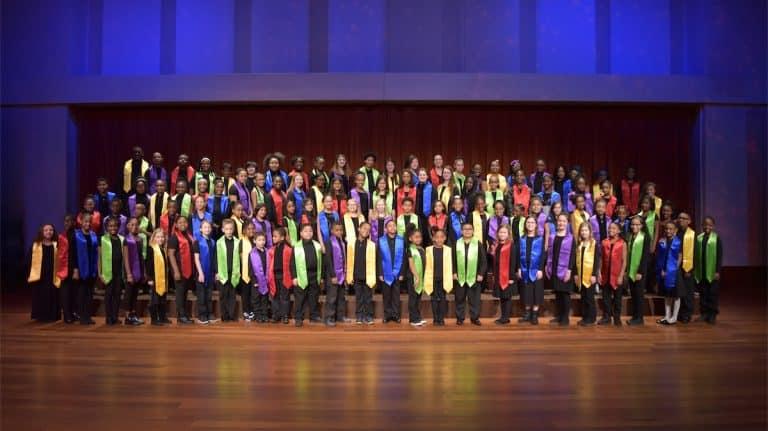 Pepper Spotlight: The Detroit Children's Choir