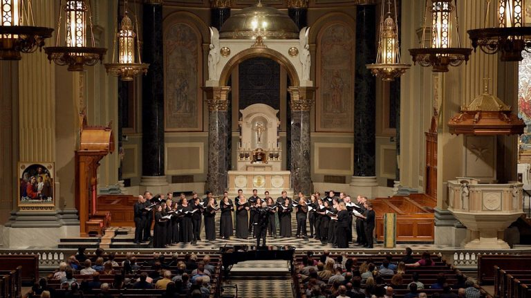 The Inside Voice: Collaborating on a Special Choral Recording