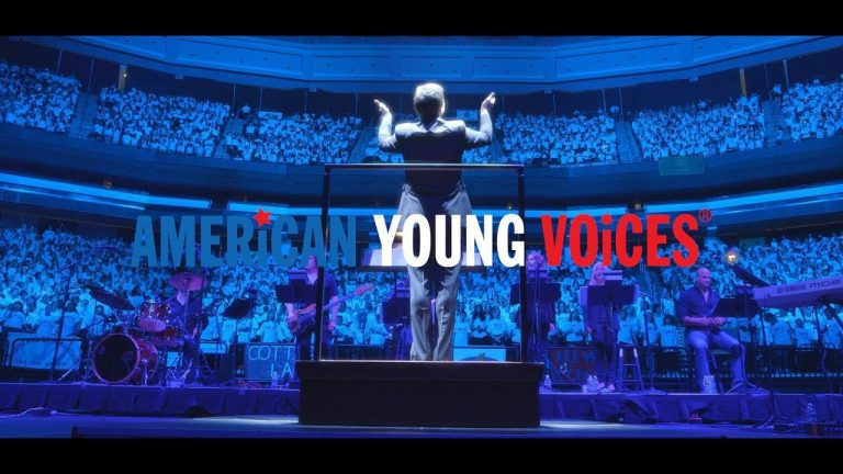 Music In Our Schools Month: American Young Voices