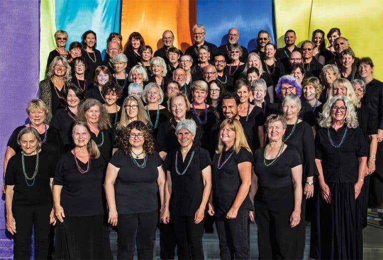 Pepper Spotlight: New Mexico Peace Choir