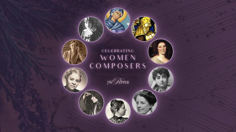 Top 19 Famous Female Composers