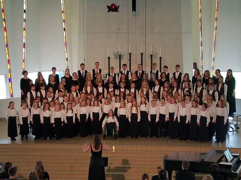 Community Choir Spotlight: The Mankato Children's Chorus