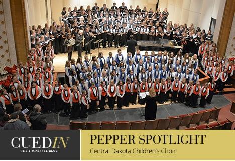 Community Choir Spotlight: The Central Dakota Children's Choir