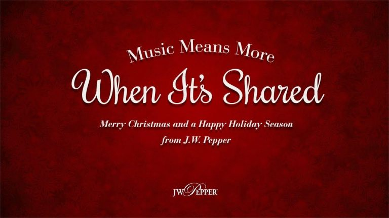 Merry Christmas from J.W. Pepper
