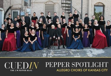 Community Choir Spotlight: Allegro Choirs of Kansas City
