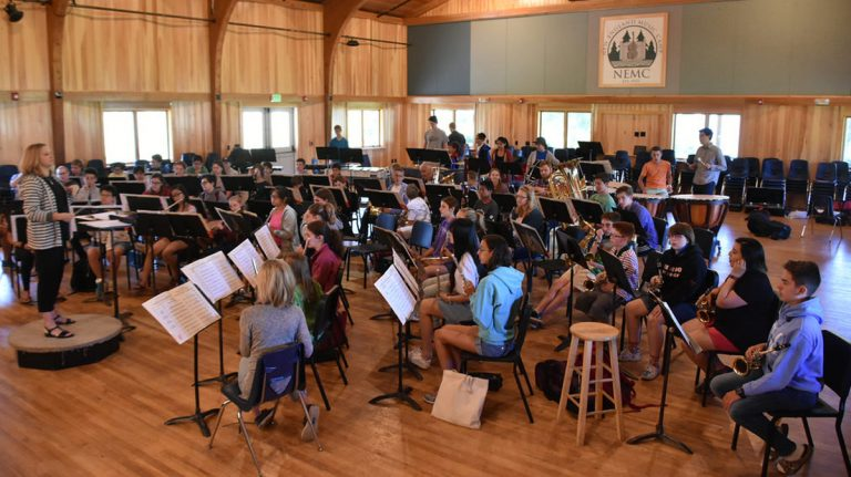 Helping Students Select a Summer Music Program