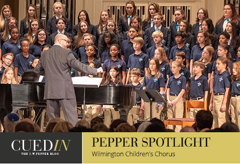 Community Choir Spotlight: The Wilmington Children's Chorus