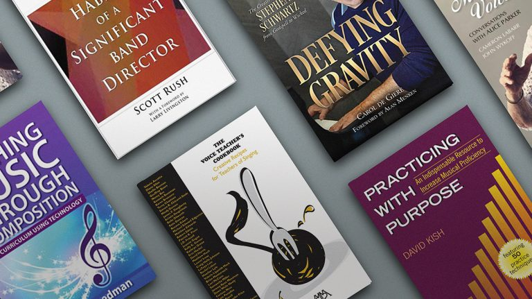 Summer Reading Ideas for Music Teachers and Directors