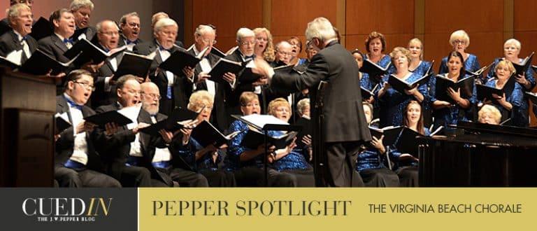 Community Choir Spotlight: Virginia Beach Chorale