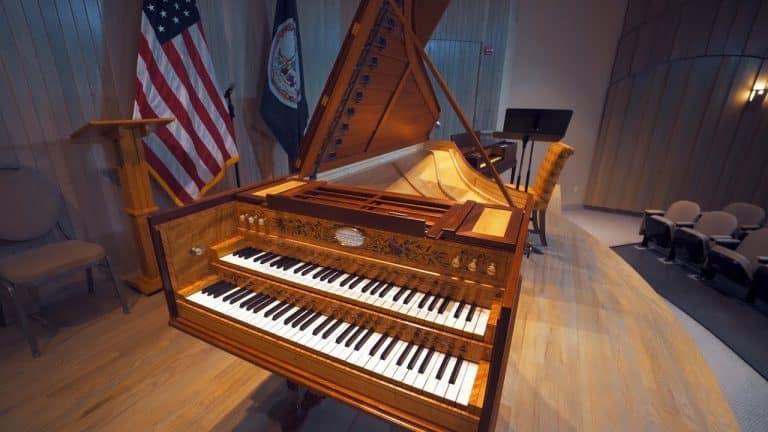 Restoring the Musical Past: Listen to Mount Vernon's New Harpsichord